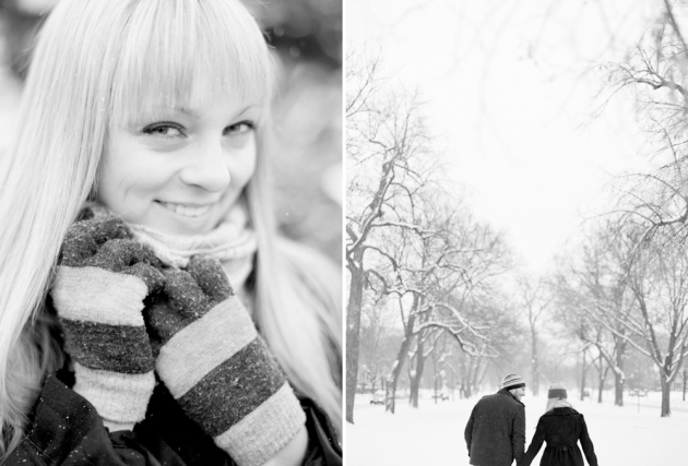 Amanda Nippoldt Photography, Midwest Wedding Photographer, Minnesota Wedding Photographer, Amanda Nippoldt, Twin Cities Wedding Photographer, St. Paul Winter Engagement Session, Winter Session , Summit Ave engagement session