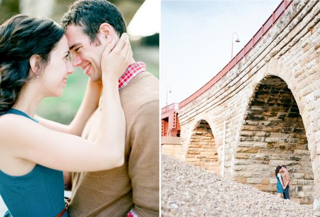 Amanda Nippoldt Photography, Midwest Wedding Photographer, Minnesota Wedding Photographer, Destination Photographer, Stone Arch Bridge Engagement Session, Twin Cities Engagement Session, Mill City Engagement Session